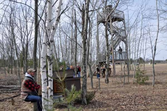 Sporting Clays Tower 2